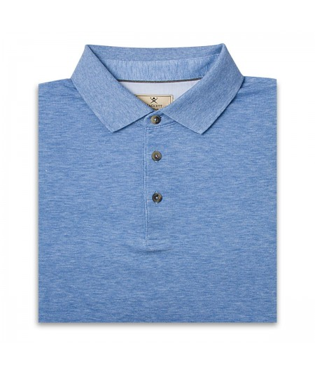 Hackett Polo HM562125-513 Azul