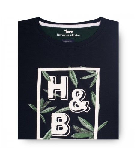 T-SHIRT HARMONT AND BLAINE...