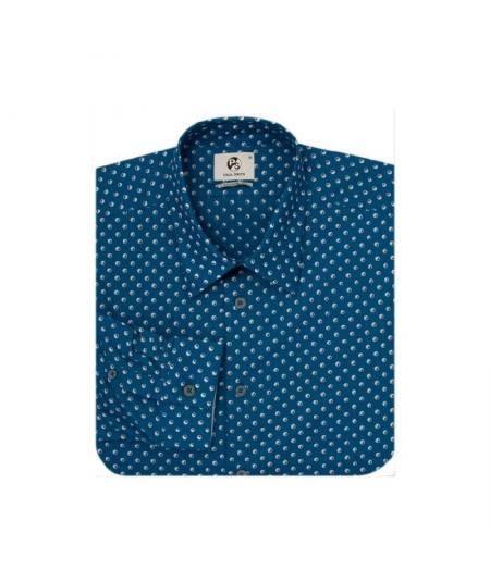 Paul Smith  Camisa Sport  Azul