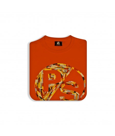 Paul Smith  T-Shirt  Naranja